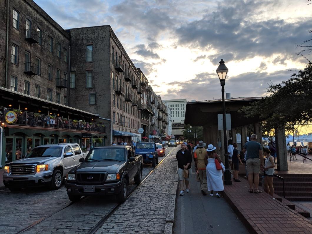 Savannah Riverfront (MP, 2018)