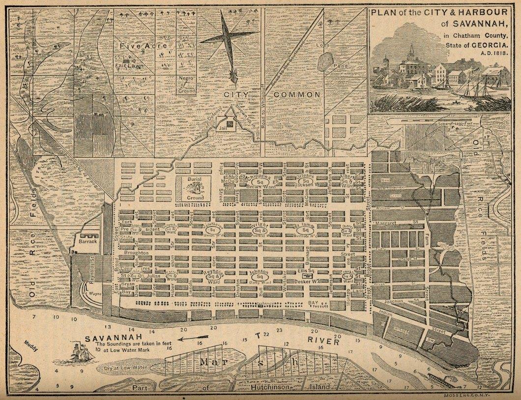 Savannah_cityplan_1818