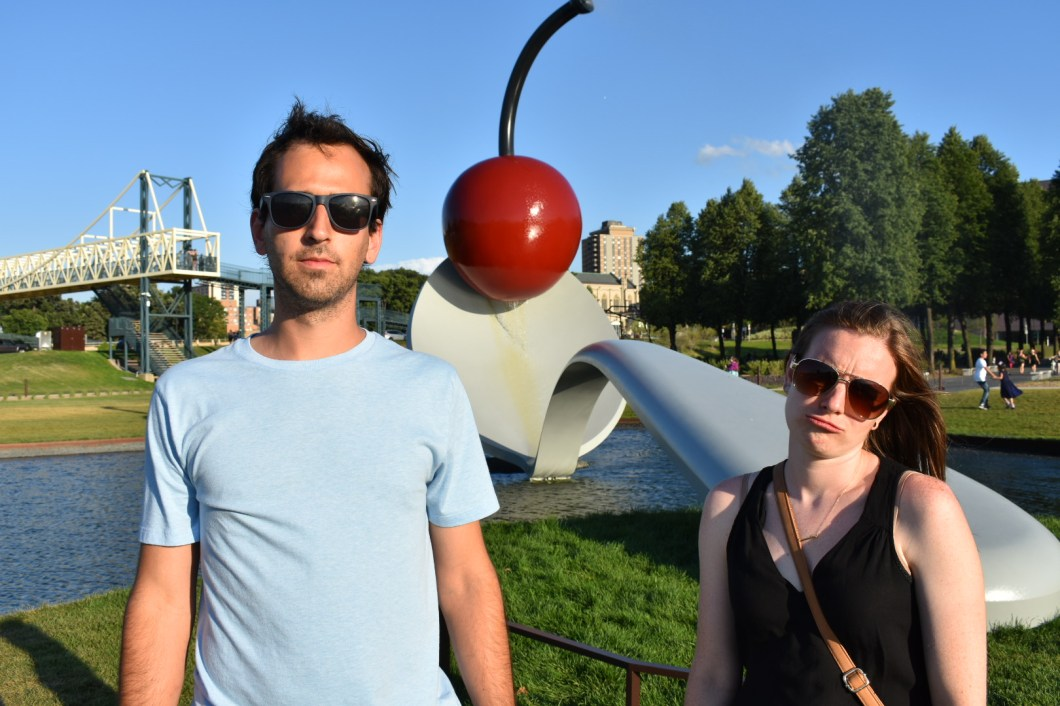 Minneapolis Cherry Spoon (MP, 2019)